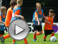 Afwisselende training; zie video