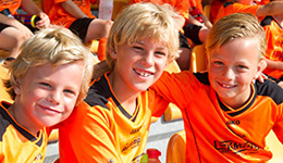 Train at the National Sport Centre Papendal during your summer holiday